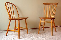 256px-Swedish_Windsor_Chairs
