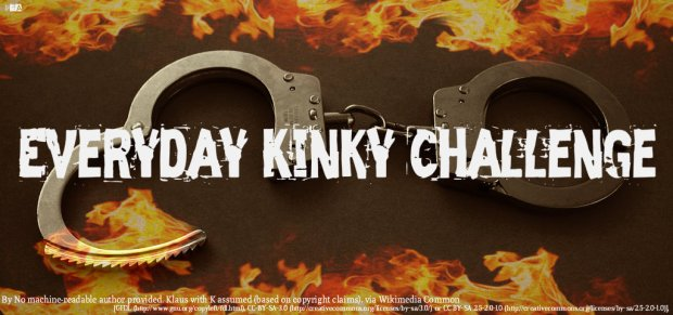 EveryDay Kinky Challenge Art
