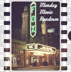 Monday Movie Rundown Banner