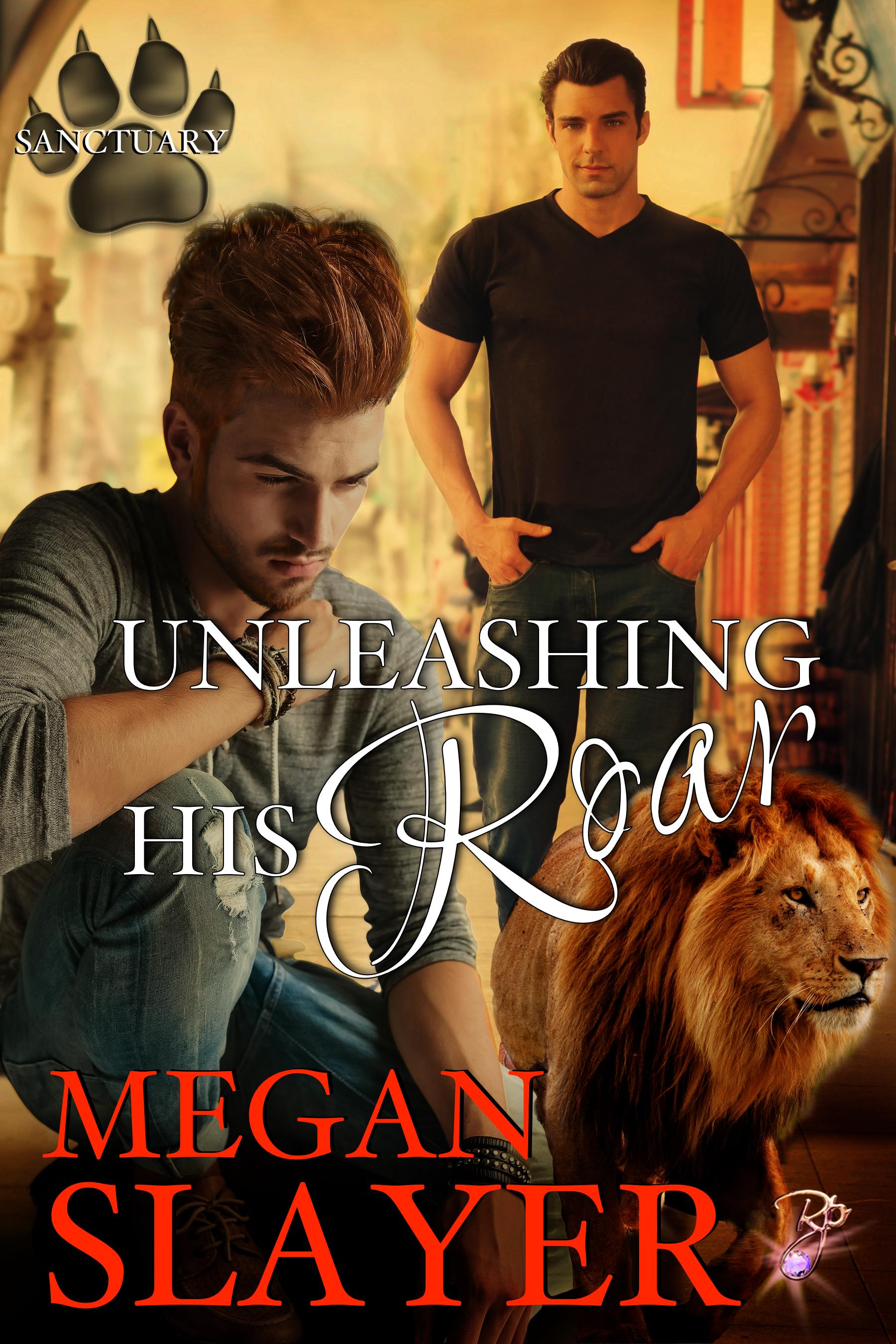 unleashing-his-roar