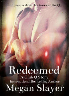 Redeemed COVER LARGE