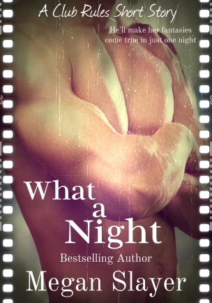 What a Night COVER LARGE