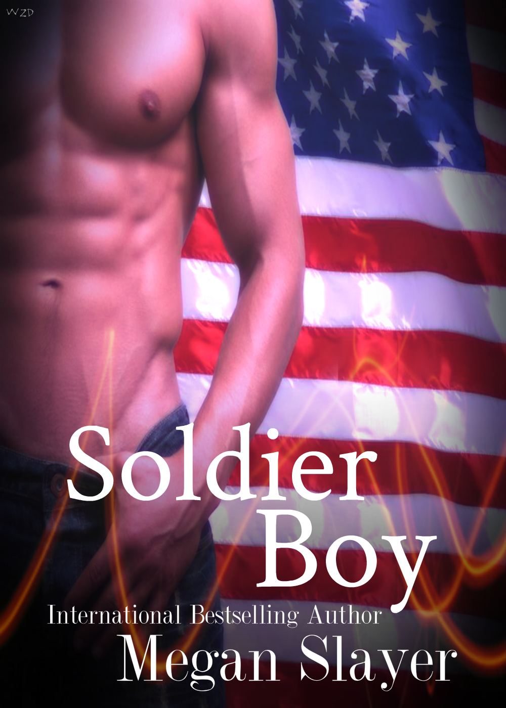 Soldier Boy COVER LARGE