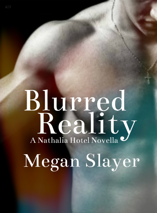 Blurred Reality COVER NEW SMALL