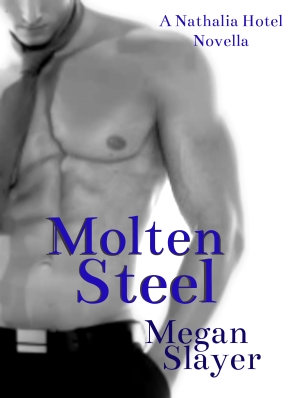 Molten Steel NEW COVER