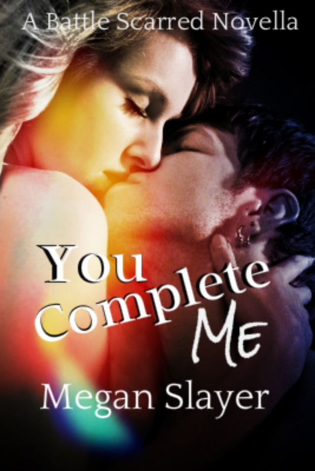 You Complete Me BS4 COVER ART
